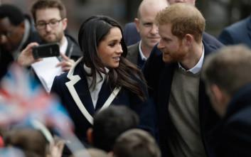 Οι ένοπλες δυνάμεις, special guests στον γάμο του πρίγκιπα Χάρι και της Μέγκαν