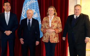 Ντιμιτροφ: Δεν υπάρχουν διαφορές στα οράματα μεταξύ ΠΓΔΜ και Ελλάδας