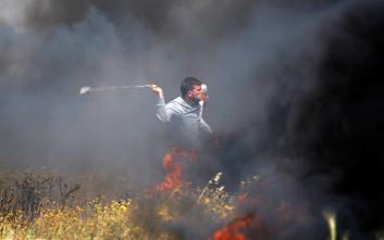 Το Λονδίνο εκφράζει την ανησυχία του για τη βία στη Γάζα