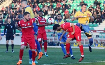 Νίκη Ευρώπης για την Ξάνθη, 1-0 τον Παναιτωλικό