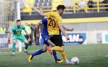 Κανονικά η Football League, ματαίωση στα Γιάννενα