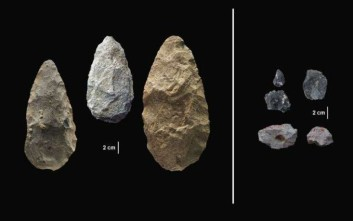 Βρέθηκαν καινοτόμα λίθινα εργαλεία ηλικίας 320.000 ετών