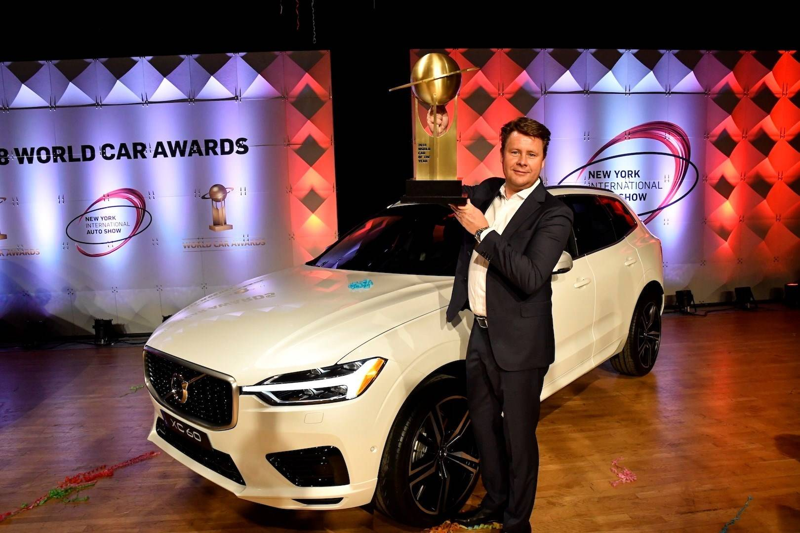 Volvo XC60 wins World Car Of The Year 2018