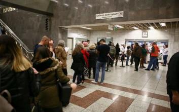 Αναβαθμίζονται και τα μηχανήματα παλαιότερης τεχνολογίας στους σταθμούς του μετρό