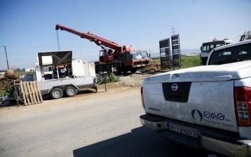 Θέμα ωρών η αποκατάσταση της υδροδότησης στη Θεσσαλονίκη