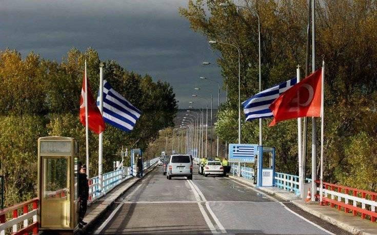 Συνελήφθη Τούρκος πρώην υπολοχαγός που προσπαθούσε να διασχίσει τον Έβρο