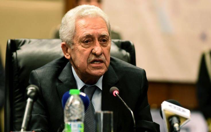 Κουβέλης: Κανείς δεν ξέρει πότε θα γυρίσουν στην Ελλάδα οι δύο στρατιωτικοί