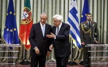 Μήνυμα Παυλόπουλου σε Τουρκία και Σκόπια
