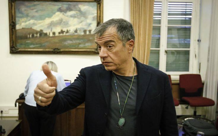 Θεοδωράκης: Ούτε ρεζέρβα είμαι, ούτε μπαίνω στην κυβέρνηση
