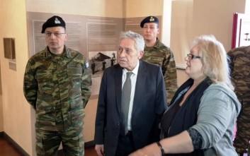 Η απάντηση του Κουβέλη στη μάνα του στρατιωτικού που κρατείται στην Τουρκία