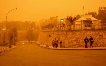 Πνίγεται στη σκόνη το Ηράκλειο Κρήτης