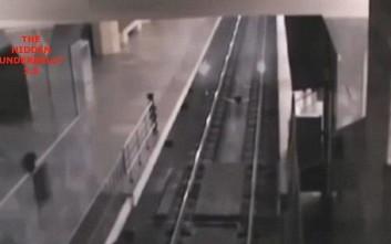 Το τρένο «φάντασμα» που συναρπάζει τους λάτρεις του ανεξήγητου
