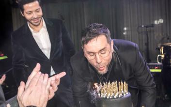 Ξεχωριστά γενέθλια για τον Γιώργο Μαζωνάκη στο Zonars bar restaurant