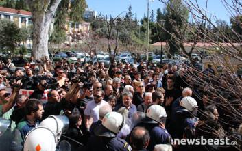 Αναβολή για 30 Μαρτίου στο αυτόφωρο των συλληφθέντων για τους πλειστηριασμούς