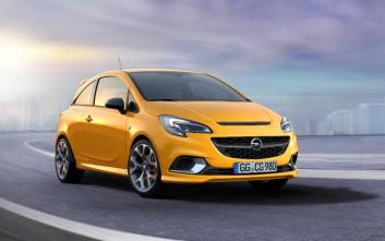 Το νέο Opel Corsa GSi