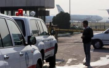 Ιδιωτικό αεροσκάφος συνετρίβη στο Ιράν