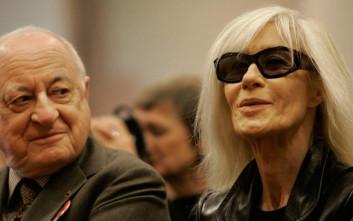 Η 73χρονη μούσα του Yves Saint Laurent