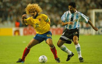Η διασημότερη αφάνα του παγκοσμίου ποδοσφαίρου ίσιωσε τα μαλλιά