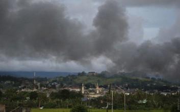 Νεκροί μαχητές του ISIS στις Φιλιππίνες μετά από βομβαρδισμούς