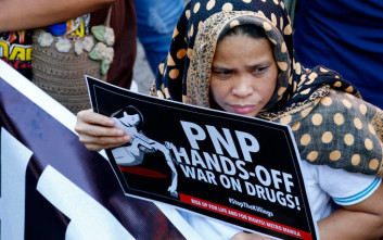 Η Δύση ανησυχεί για τη μάχη του Ντουτέρτε κατά των ναρκωτικών