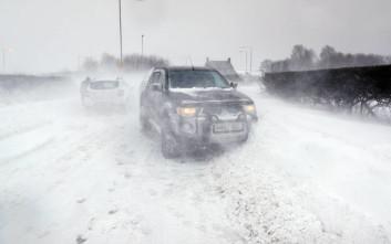 Ο χιονιάς και το πολικό ψύχος σαρώνουν την Ευρώπη
