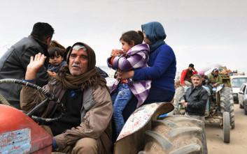 Ο Ερντογάν αλλάζει τη δημογραφική δομή της βόρειας Συρίας