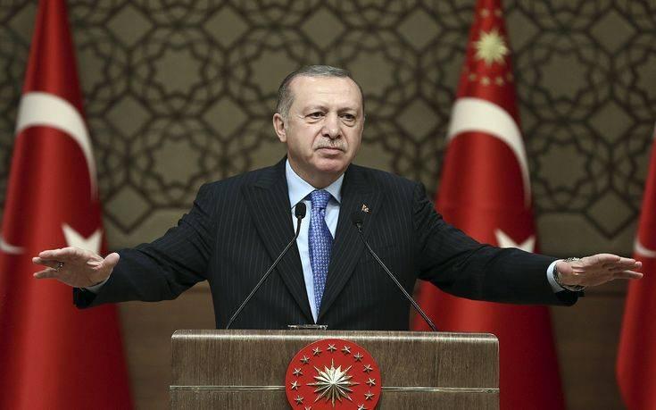 Ο Ερντογάν για το Αφρίν: Τώρα κυματίζει εκεί η τουρκική σημαία