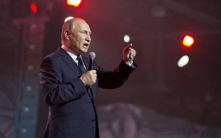 Ο Πούτιν προέτρεψε τους Ρώσους να πάνε στις κάλπες
