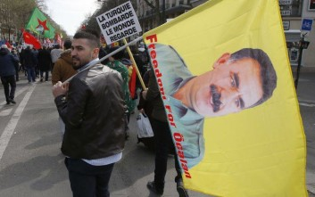 Διαδηλώσεις Κούρδων στην Ευρώπη κατά των τουρκικών επιχειρήσεων στο Αφρίν