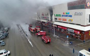 Τραγικός θάνατος μέσα στις φλόγες για 48 ανθρώπους στη Ρωσία