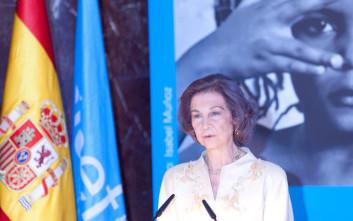 Η βασίλισσα Σοφία της Ισπανίας θα επισκεφτεί την Κρήτη