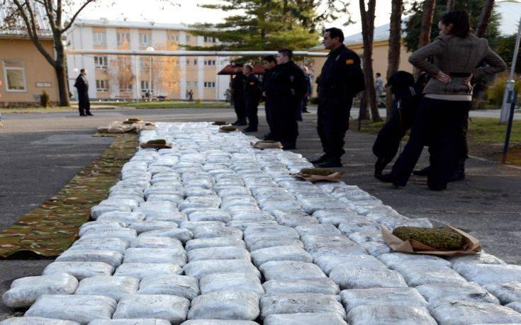 Η επιχείρηση «Λευκό Μαργαριτάρι» και η κατάσχεση ενός τόνου κοκαΐνης