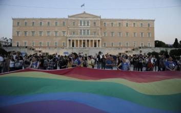 Στην πλατεία Συντάγματος το Athens Pride 2019