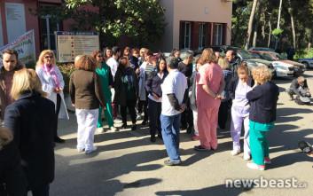 Κινητοποίηση στο «Σωτηρία» για τον παιδικό σταθμό του νοσοκομείου