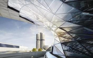 H BMW μειώνει τις εκπομπές CO2