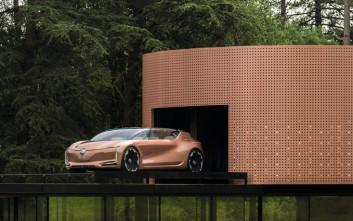 Η αρχιτέκτονας της Renault, Tina Kentner