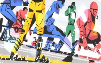 Αφιερωμένο στους Παραολυμπιακούς Αγώνες 2018 το σημερινό doodle της Google