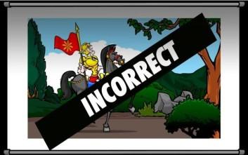 Ο καρτουνίστας των Iron Maiden ζητά συγγνώμη για τη λάθος σημαία της Μακεδονίας