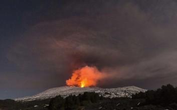 Το ηφαίστειο της Αίτνας «τσουλάει» αργά προς τη θάλασσα!