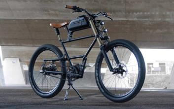 Το ηλεκτρικό ποδήλατο που συνδυάζει ρετρό αισθητική και σύγχρονη τεχνολογία