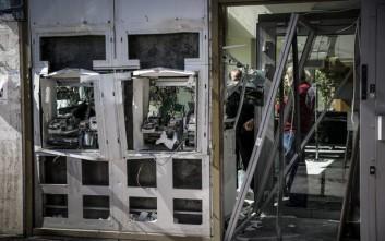 Έκρηξη σε μηχάνημα ανάληψης χρημάτων στην Πάτρα