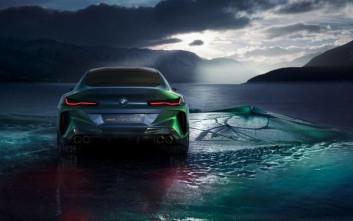 Η BMW Concept M8 Gran Coupe παρουσιάζει τη νέα εκδοχή της πολυτέλειας