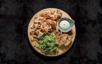 Εξελιγμένο Εν Ελλάδι χοιρινό για τον πιο εξελιγμένο γύρο του κόσμου