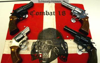 Το Γερμανικό ΥΠΕΣ διστάζει να θέσει εκτός νόμου την «Combat 18»