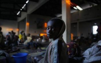 Δύο εκατομμύρια παιδιά πεθαίνουν από την πείνα στη Λαϊκή Δημοκρατία του Κονγκό