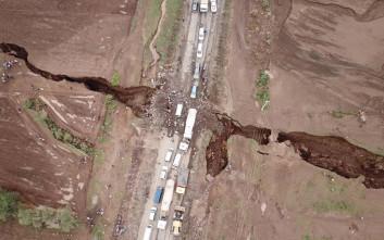 Το ρήγμα στο έδαφος της Κένυας και η πρόβλεψη για σχηματισμό νέας ηπείρου