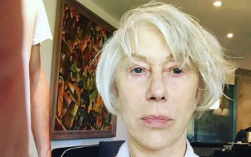 Η Έλεν Μίρεν χωρίς μακιγιάζ πριν τα Όσκαρ