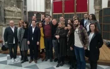 Διεθνικό κίνημα στις Ευρωεκλογές του 2019 με πρωτοβουλία Βαρουφάκη