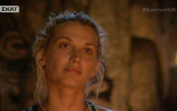 Πέμπτη και… φαρμακερή για τη Σπυροπούλου που έφυγε από το Survivor 2
