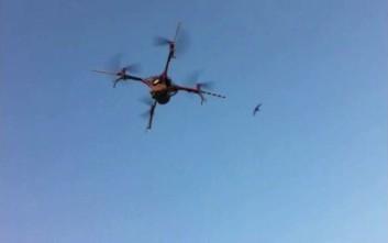 Η Κίνα έφτιαξε το πρώτο μη στρατιωτικό drone